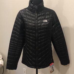 NWT North Face Thermoball Jacket Black Medium